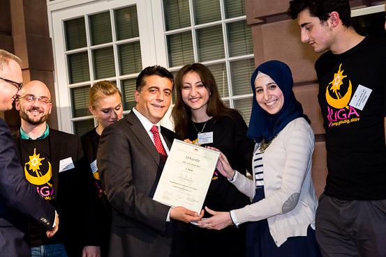 6. Hauptstadtpreis für Integration und Toleranz